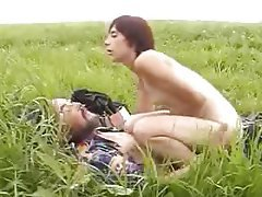 Amateur Old and Young Outdoor