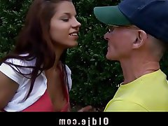 Anal Hardcore Old and Young Outdoor Teen