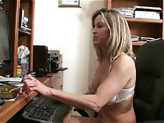 Lesbian MILF Old and Young Orgasm Babe