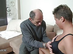 Amateur German Granny Old and Young Teen