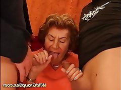 Amateur Anal Bukkake Group Sex German