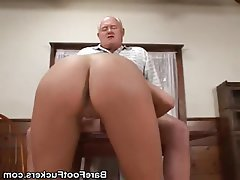 Blowjob Cumshot Foot Fetish Footjob Old and Young