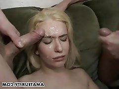 Amateur Anal Facial Group Sex