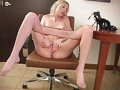 Babe Masturbation MILF Pantyhose Stockings