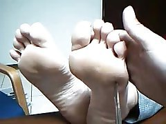 Foot Fetish Mature MILF
