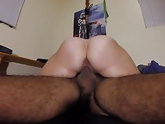 Amateur Blonde Hairy Interracial Wife