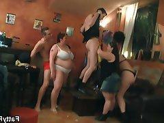 BBW Big Boobs Big Butts Party