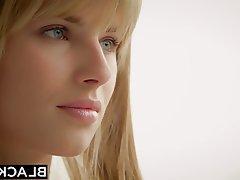 Anal Blonde Blowjob Facial Interracial
