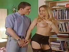 Anal Blonde Double Penetration