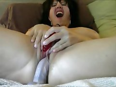 Masturbation MILF Orgasm Webcam