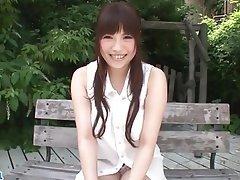 Amateur Asian Japanese Outdoor Teen