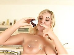 Big Boobs Masturbation