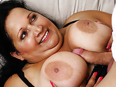 BBW Mature Old and Young Granny