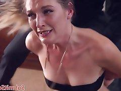 Anal Bondage Footjob Fucking