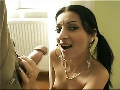 Blowjob Facial Indian Masturbation