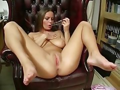 Big Boobs Brunette Masturbation MILF POV