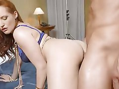 Anal Babe Hardcore Threesome