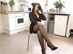 Masturbation MILF POV Stockings