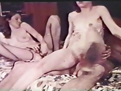 Blowjob Hairy Hardcore Threesome Vintage