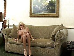 Blonde Big Boobs MILF POV