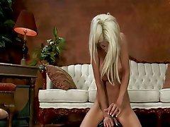 Big Boobs Blonde MILF Orgasm
