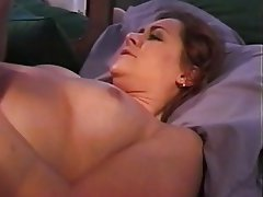 Blowjob Facial Squirt Brunette MILF