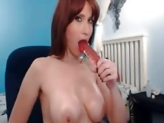 Big Boobs MILF Pornstar Webcam