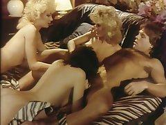 Cumshot Group Sex Hairy MILF Vintage