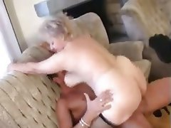 BBW Blowjob Cumshot Granny Old and Young