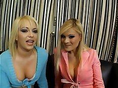 Blowjob Facial Group Sex Blonde MILF