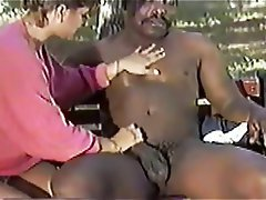 Hairy Hardcore Interracial Mature Vintage