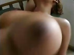 Big Boobs Cumshot Interracial Pornstar