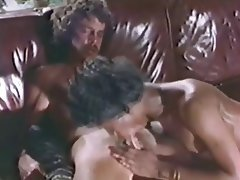 Hairy Interracial MILF Vintage