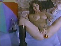 Hairy Masturbation MILF Vintage