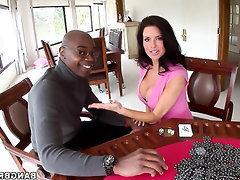 Big Cock Big Tits Blowjob Cumshot Interracial