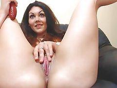 Babe Masturbation Orgasm Squirt Webcam