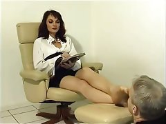 CHOCHO...UN xhamster pantyhose fetish bound underrated woman