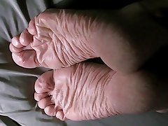 Amateur Blonde Foot Fetish Mature
