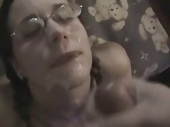 Amateur Blowjob Close Up Cumshot Facial