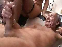 Anal Big Boobs Blonde Old and Young Stockings