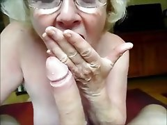 Amateur Blowjob Granny Mature Old and Young