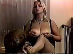 Big Boobs Femdom Foot Fetish MILF Spanking