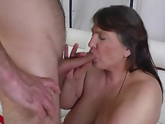 MILF Granny Mature Big Boobs Old and Young