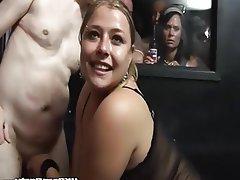 Amateur British Gangbang Group Sex Swinger